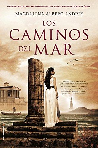 Caminos del mar por Magdalena Albero