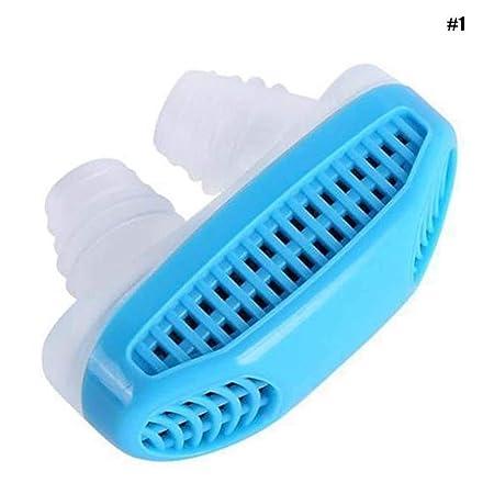 Cuidado de la Salud Clip Nasal Dispositivo Antirronquidos ...