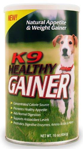 Animal Naturals K9 Healthy Gainer (1 lb), My Pet Supplies
