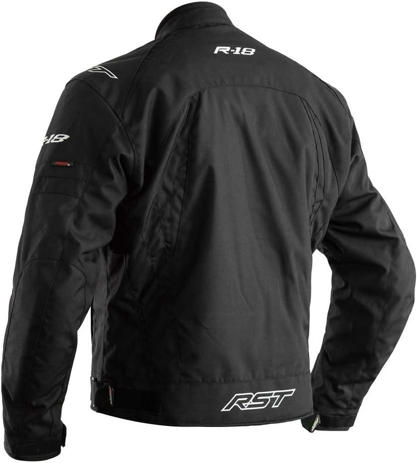 RST R-18 CE 2071 Textile Motorcycle Bike Waterproof Armoured Jacket