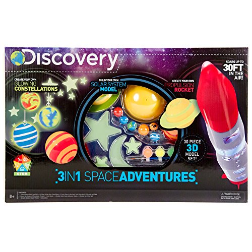 Kit Rocket Star Science (Discovery Space Adventures by Horizon Group USA)