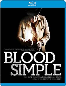 Blood Simple (1984) [Blu-ray]