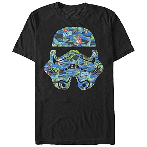 Star Wars Helmet Graphic T Shirt