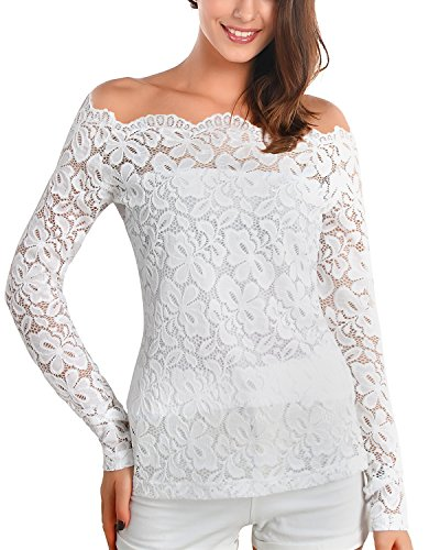 Layered Lace Top - 1