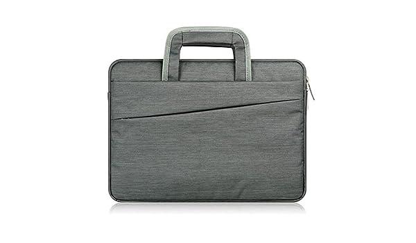 Caja estilo Concis antigolpes ordenador portátil portátiles bolsa de 11 gris oscuro para portatil of 11 inch: Amazon.es: Electrónica