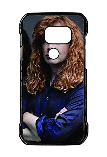 Samsung Galaxy S7 Active-Version Case - The Best Samsung Galaxy S7 Active-Version Case - megadeth band hair clothes haircuts Design By [Andrea Novak]