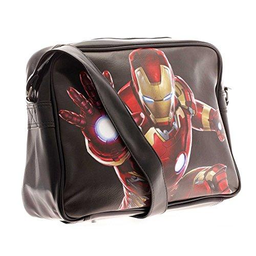 Man Man Marvel Man bolsa Iron bandolera Iron bandolera Iron bolsa Marvel Marvel Fq7wEOB