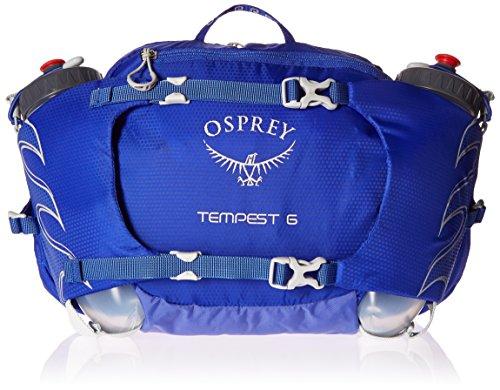 Osprey Packs Tempest 6 Women's Lumbar Pack, Iris Blue, o/s, One Size
