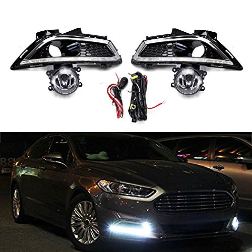 Compare price to ford fusion fog light bezel TragerLaw biz