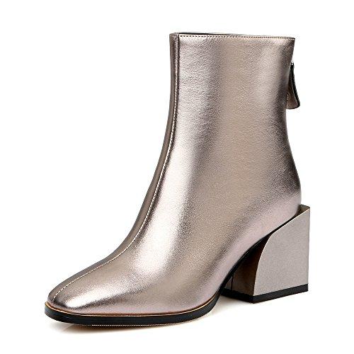 Nine SevenAnkle-boots - Botas mujer plata