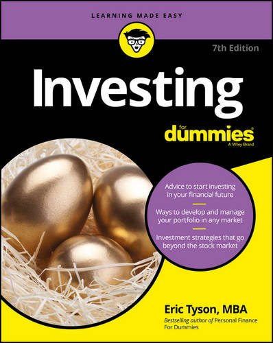 Financial investment for dummies 401k annual fee disclosure requirements for investments