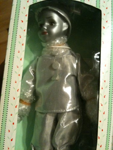 Wizard Of Oz Tinman Doll by Seymour Mann