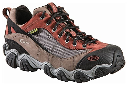Oboz Firebrand II BDry Hiking Shoe - Men's Earth 13 Wide