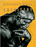 img - for Chemistry: Principles and Reactions (Student Solutions Manual) by Cassandra T. Eagle (2003-05-01) book / textbook / text book
