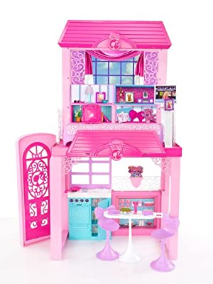 Barbie Glam Vacation House from Mattel