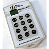 Turning Technologies RCRF-03 RF LCD Classroom Clicker Keypad Student Remote