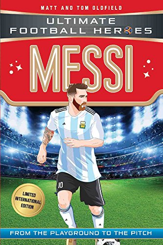 102e70743f58 Messi: Ultimate Football Heroes - Limited International Edition