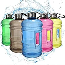 Bazaar 2.2L Safety Environmental Water Bottle Kettle BPA Free Gym Sport Cup Training