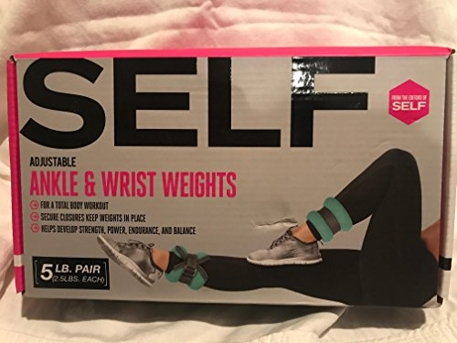 self Ankle and Wrist Weights by self