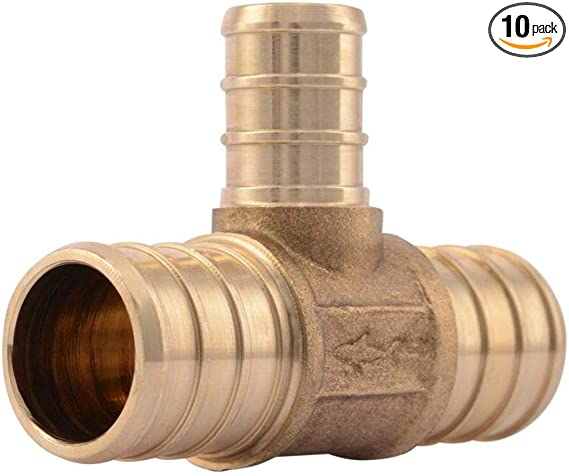 "10x Connector Reducer schraubfitting Irrigation System PE-Pipe 3//4/""x1//2/"""