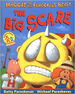 Maggie And The Ferocious Beast The Big Scare Betty Paraskevas