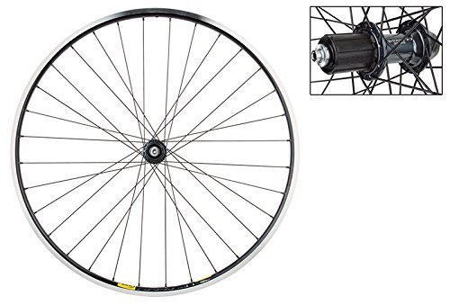 WheelMaster Rear Bicycle Wheel, 700 MAV OPEN PRO BK MSW 32 6800 SL 130mm DT2.0BK by WheelMaster