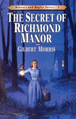 book cover of The Secret of Richmond Manor