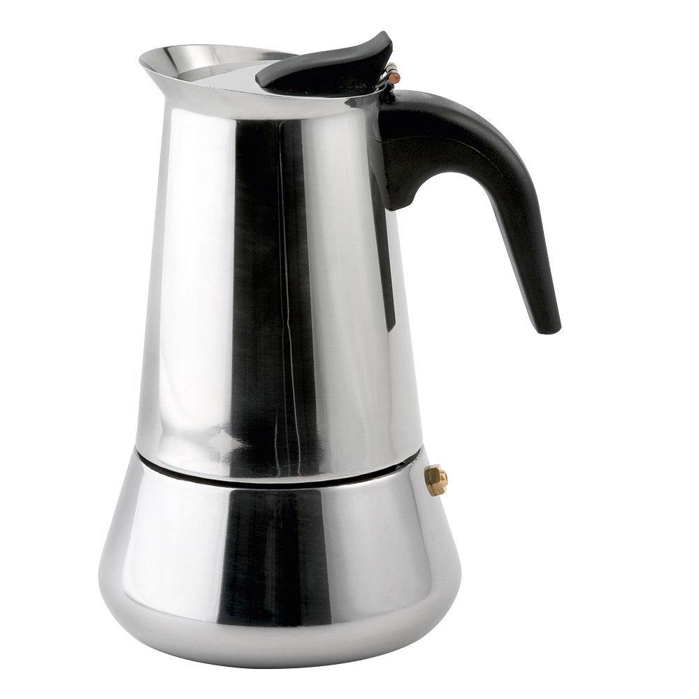 Weis 16974 Espressokocher, Edelstahl 4 Tassen Karl Weis & Cie. GmbH