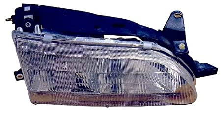 Depo 312-1104L-AS Toyota Corolla Driver Side Replacement Headlight Assembly 02-00-312-1104L-AS
