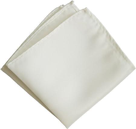 Pañuelos de algodón color crema/marfil 100% suave y fino Hankies que come en 12 x tamaño de 12 pulgadas por Mega lino: Amazon.es: Hogar