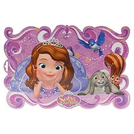 Générique - - Set de Mesa 3D Princesa Sofia - Escritorio ...