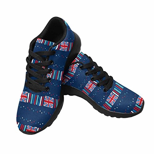 Scarpe Da Corsa Trail Running Donna Jogging Leggero Sportivo Da Passeggio Sneakers Da Atletica Union Jack Dash Ripetizione Multi 1