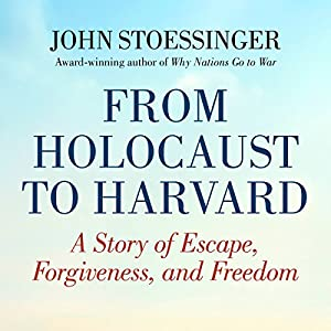 From Holocaust to Harvard Audiobook