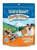 Dick Van Patten's Natural Balance Belly Bites Salmon and Legume Semi-Moist Treats, 6-Ounce, My Pet Supplies