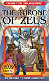 img - for The Throne of Zeus (Choose Your Own Adventure) book / textbook / text book