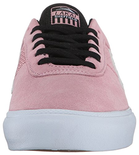 Lakai Unisex Adults' Sheffield Skate Shoe Pink Suede aBuMhGlYrT