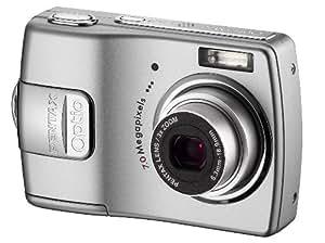 Pentax Optio M20 7MP Digital Camera with 3x Optical Zoom