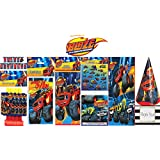 Blaze And The Monster Machines Party And Decorating Kit