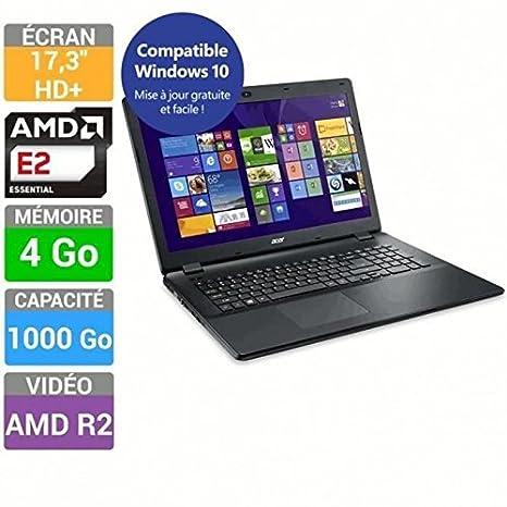 """Acer – Aspire E5 – 721 – 20 C6 Ordenador portátil 17,3 """""""