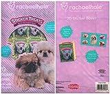 Rachael Hale Valentine Sticker Treat Packs 20 Sticker Boxes each with 5 Stickers