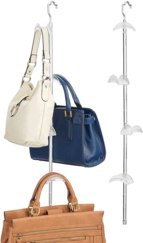 Back Door Hanging Storage Bag Purse Handbag Tote Bag Storage Organizer Hangers