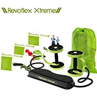 Revoflex Home Total-Body Fitness Gym Xtreme Abs Trainer Resistance Exercise by Revoflex