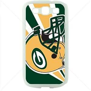 NFL American football New York Jets NY Jets Fans Samsung Galaxy S3 SIII I9300 TPU Soft Black or White case (White)Kimberly Kurzendoerfer