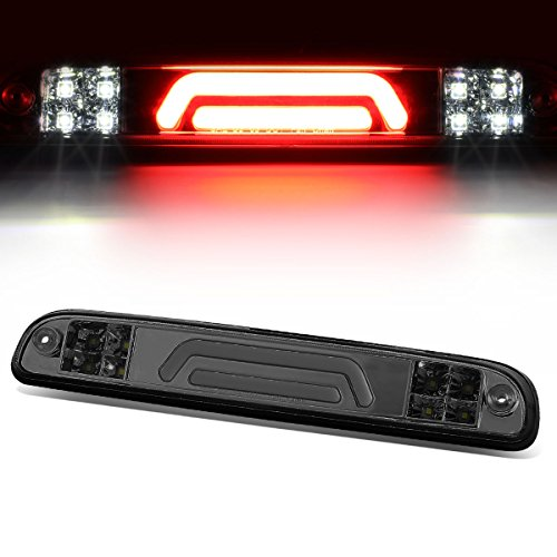 For B-Series/F-Series/Ranger 3D LED Light Bar Third Tail Brake Lamps (Chrome Housing/Smoked Lens) 11th - Light F-series Ford 2004