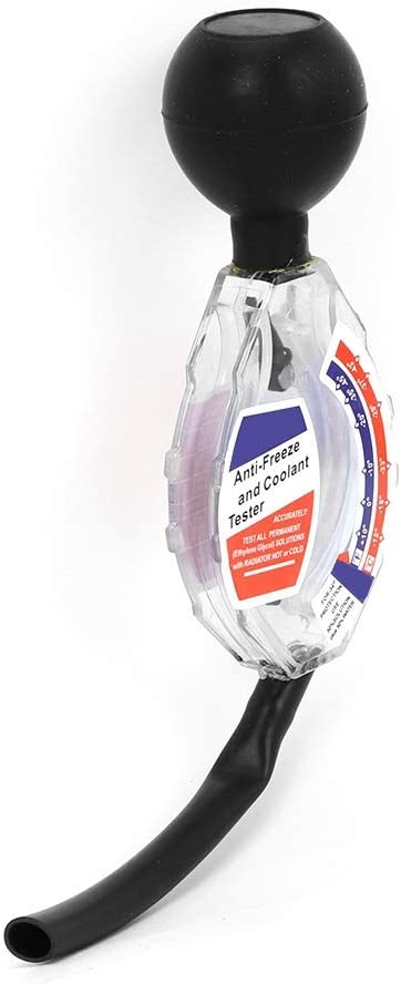 Frostschutzprüfer Fydun Hoher Genauigkeit Frostschutz Kühlmittel Tester Auto Batterie Flüssigkeit Densitometer 6 12 24v Für Frostschutzmittel Und Kühlwasser Auto