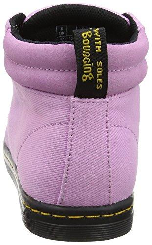 Rose Pink Martens mallow Hautes Belmont Femme Dr Baskets 690 xA4wvUqA7T