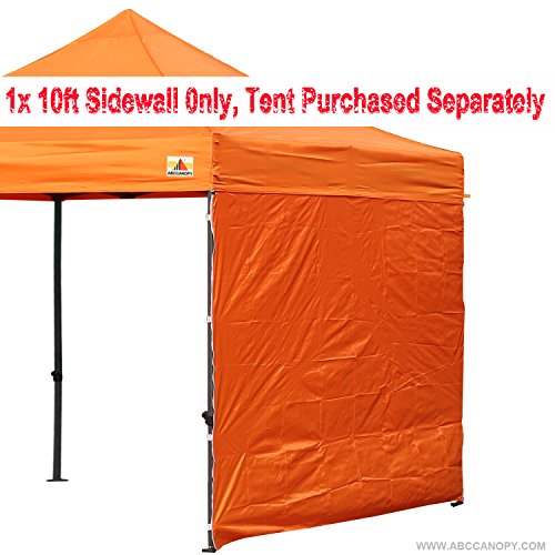 colors AbcCanopy straight canopy Sidewall Straps product image