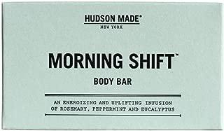 product image for Hudson Made - Natural + Long Lasting Body Bar (5.75 oz) (Morning Shift)