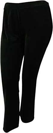Style Co Petite Cargo Capri Pants Deep Black 12P