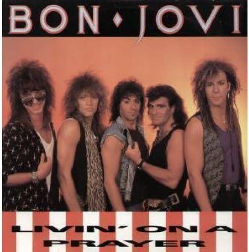 Amazon | Livin' On A Prayer | Bon Jovi | ロック | 音楽